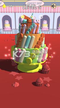 蛋糕奔跑者 v1.0 游戲下載 截圖