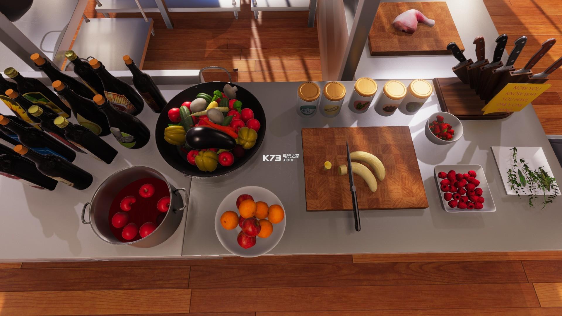 廚房模擬器 下載 截圖