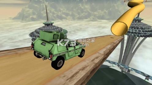 超級坡道3D賽車特技 v1.0 下載 截圖