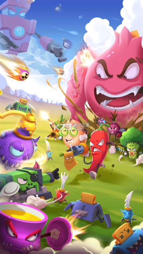 美食大作戰3D v1.1 游戲下載 截圖