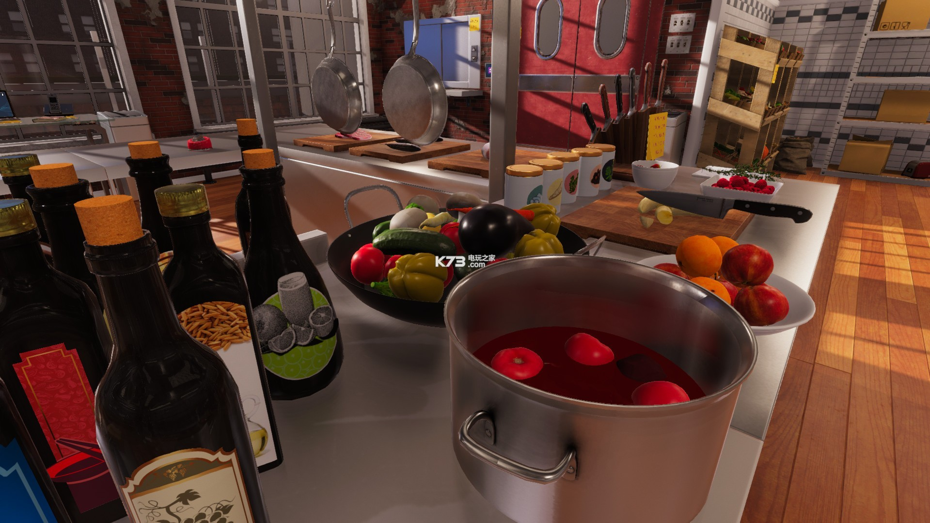 團團玩的做飯的游戲 下載 截圖