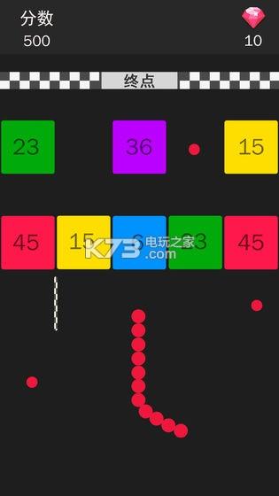 蛇蛇向前冲 v1.0.0 游戏下载 截图