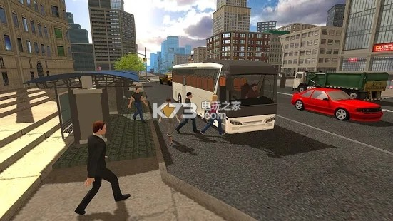 Bus Simulator 19 v1.7 下载 截图