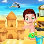 夏季海灘學校之旅游戲下載