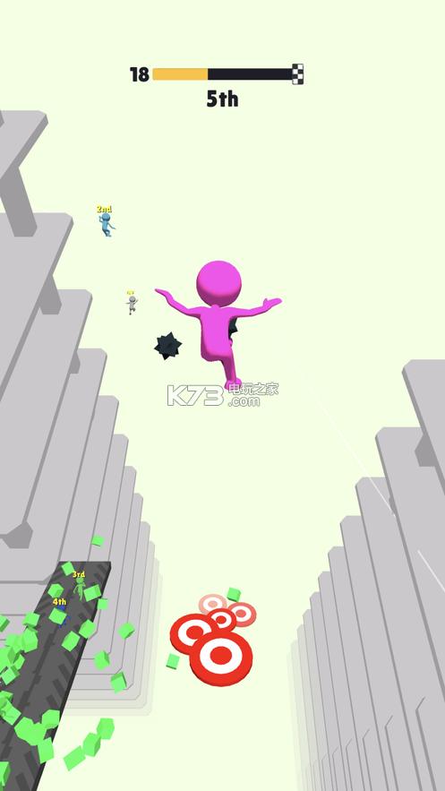 Fall Race 3D v1.0.4  游戲下載 截圖