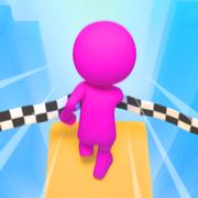 空中速降赛跑游戏下载v1.0.1