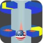 螺旋塔弹跳游戏下载v1.0