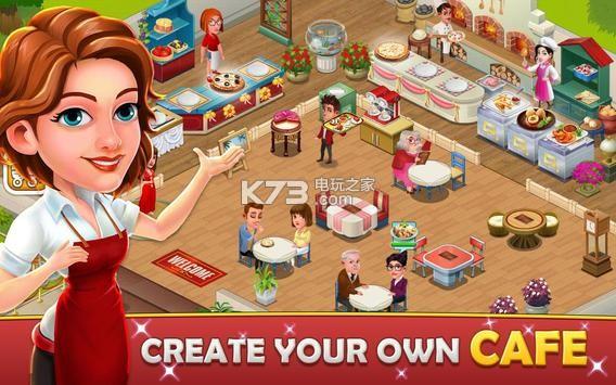 Cafe Tycoon v3.3 下载 截图
