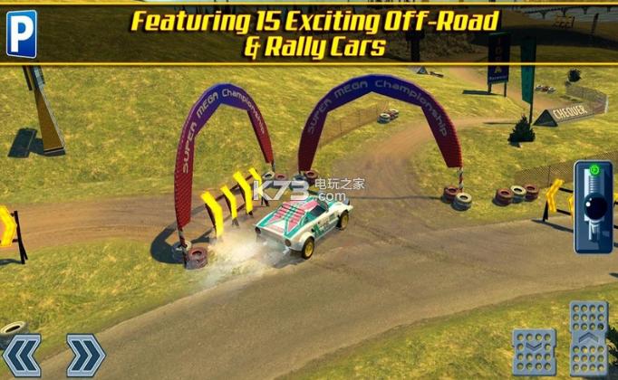 4x4越野停车模拟器 v1.2 游戏下载 截图