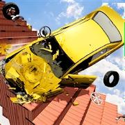 光束驅逐死亡樓梯車撞車模擬器下載v1.0