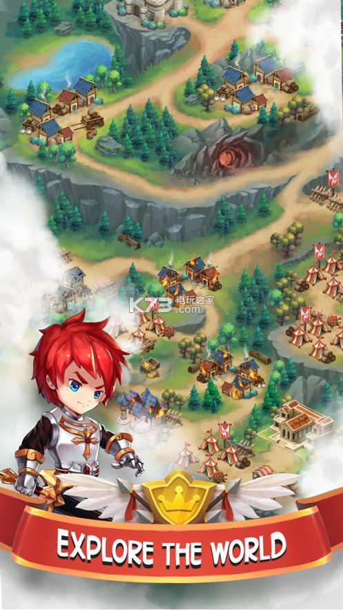 Lords Mania v1.0 游戏下载 截图