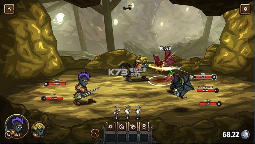 剑与魂Neverseen 下载 截图