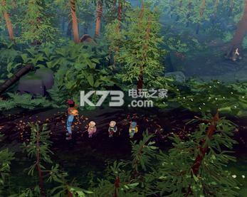老師在森林里找小孩的游戲 下載 截圖