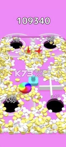 Drop Coin Hole v1.0 游戲下載 截圖