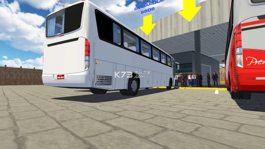 宇通巴士模擬道路 v34 下載 截圖