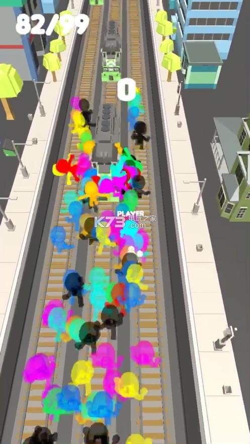 Human vs Train v1.0 游戲下載 截圖