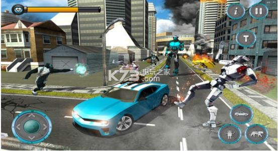 贝贝游戏机器人衹b*_猎豹变形机器人 游戏下载v1.
