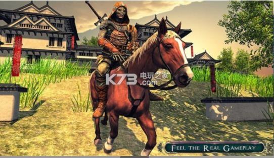 铠鬼武士 v1.0.1 游戏下载 截图