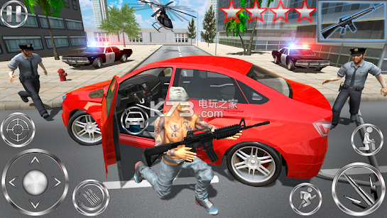 俄罗斯犯罪模拟器 v1.1 游戏下载 截图