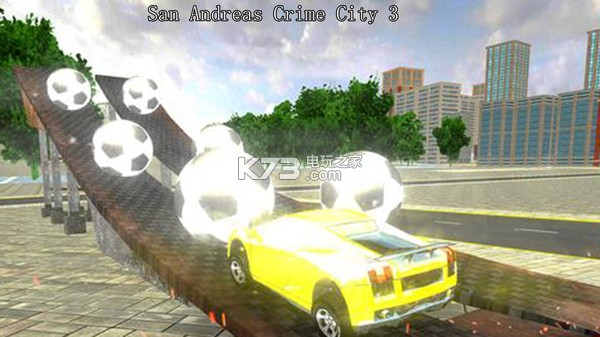 圣安德烈亚斯城市 v1.1.1 游戏下载 截图