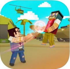 块状市路街战斗游戏下载v1.0