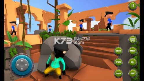 火柴人小偷模拟器 v1.0 游戏下载 截图