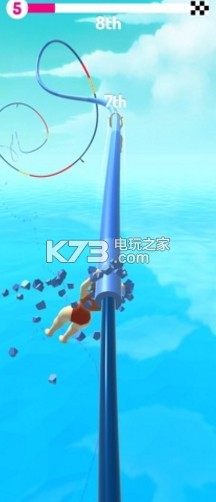 Zipline 3D v1.0.1 游戏下载 截图