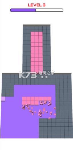 Cube Fill 3D v1.2 苹果版下载 截图