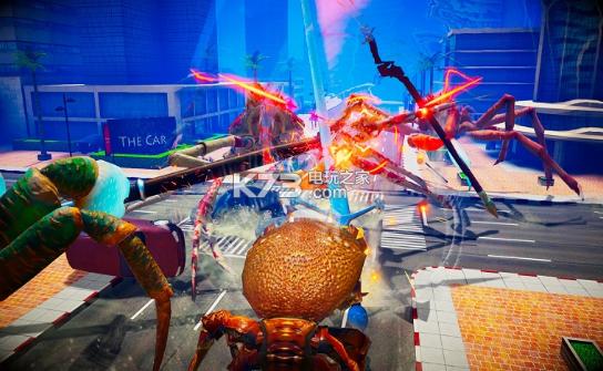 蟹斗 游戏 截图
