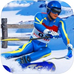 Alpine skiing champion游戲下載v1.0