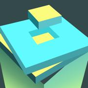 方塊極速墜落游戲下載v1.0