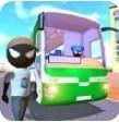 火柴人巴士驾驶模拟器游戏下载v1.0