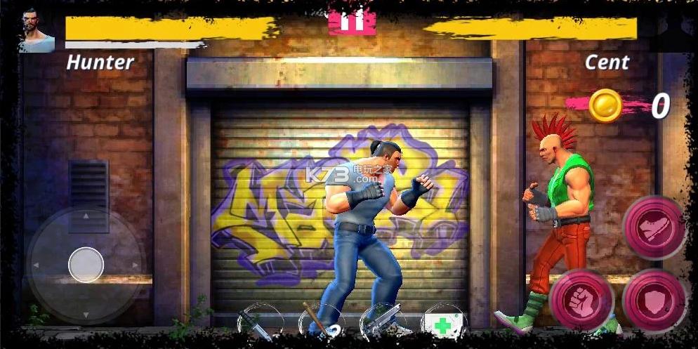 街头正义2077 v1.0.6 游戏下载 截图