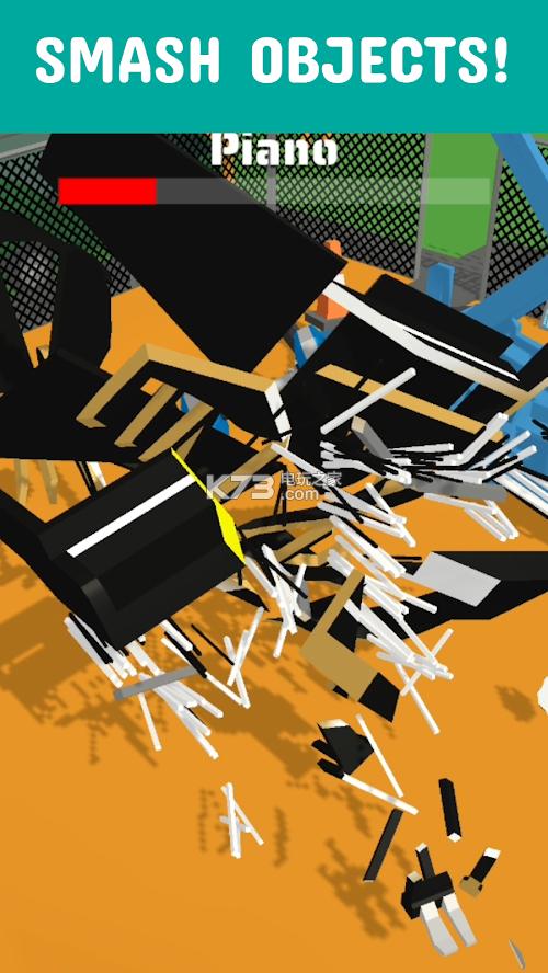 落体破坏 v0.1 游戏下载 截图