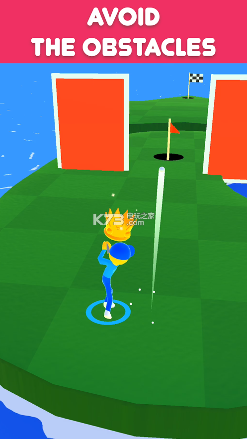 Golf Race v1.4.0 游戏下载 截图