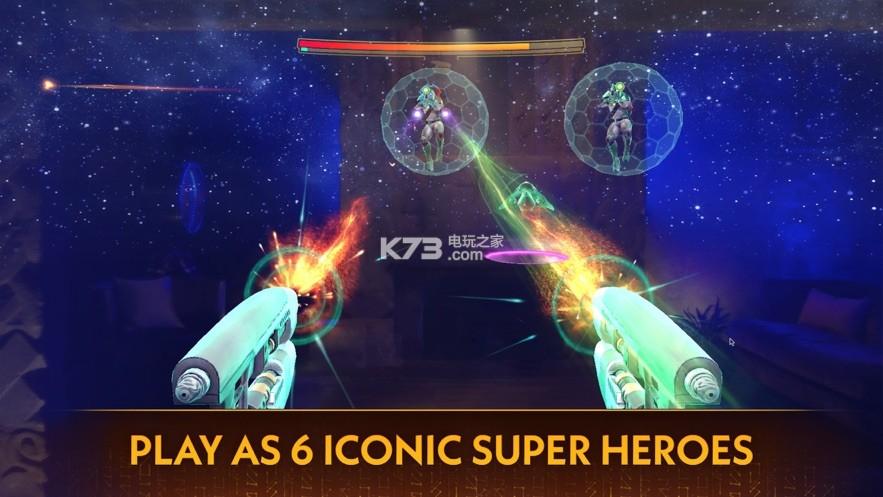 漫威英雄维度 v1.0.0 游戏下载 截图