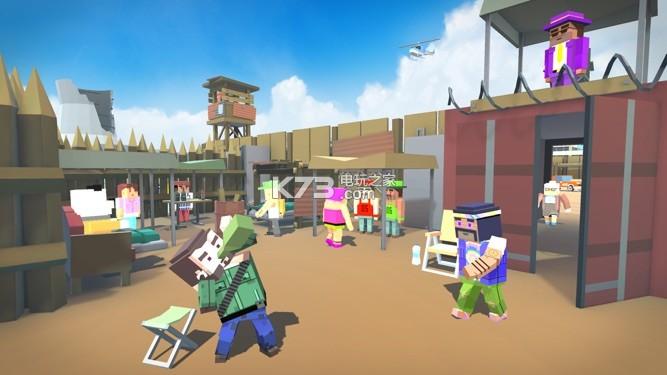 像素版疯狂城市犯罪 v2.0 游戏下载 截图