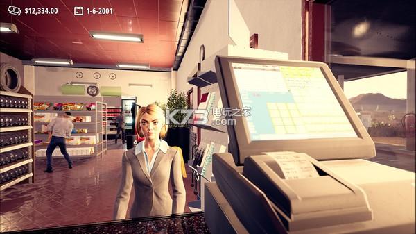 加油站模拟器 游戏下载 截图