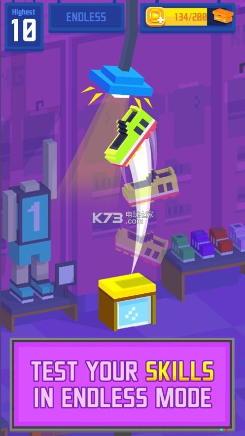 翻转踢腿 v1.0 游戏下载 截图