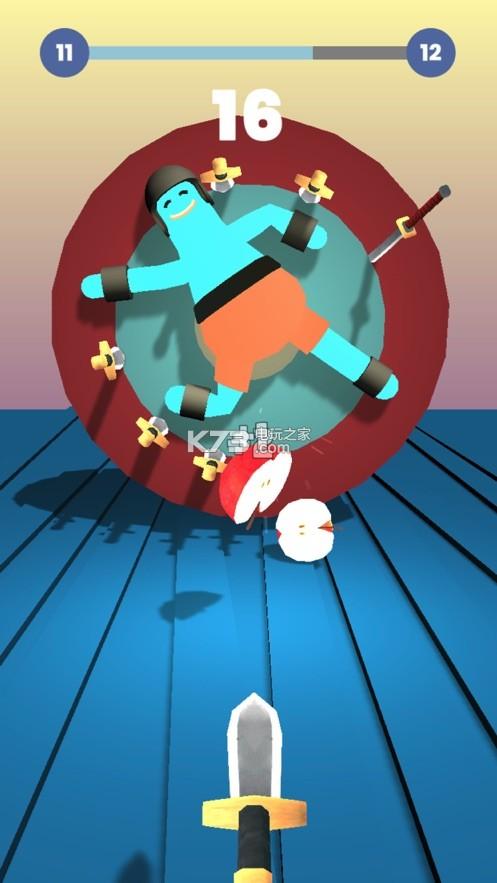 Knife Escape v1.0 游戏下载 截图