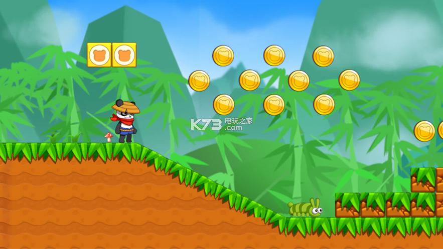 无敌熊猫侠 v1.0 游戏下载 截图