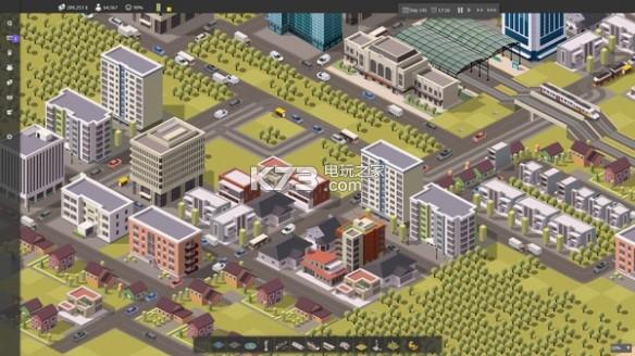 智能城市规划 游戏下载 截图
