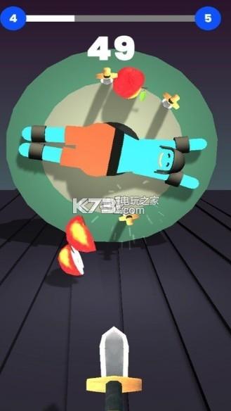飞刀下逃生 v1.0 游戏下载 截图