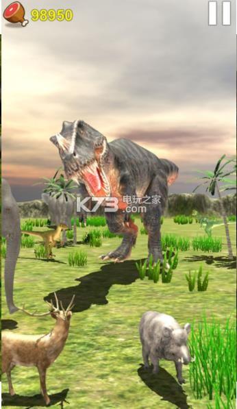 疯狂恐龙战争 v6.0 游戏下载 截图