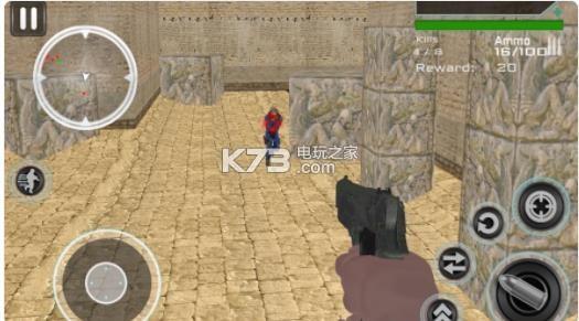 特警射击运动员 v1.0 游戏下载 截图