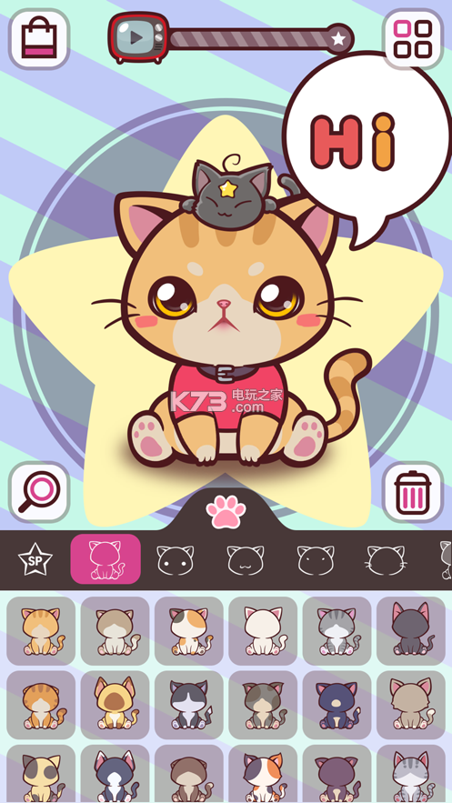 KittCat Story v0.0.1 游戏下载 截图