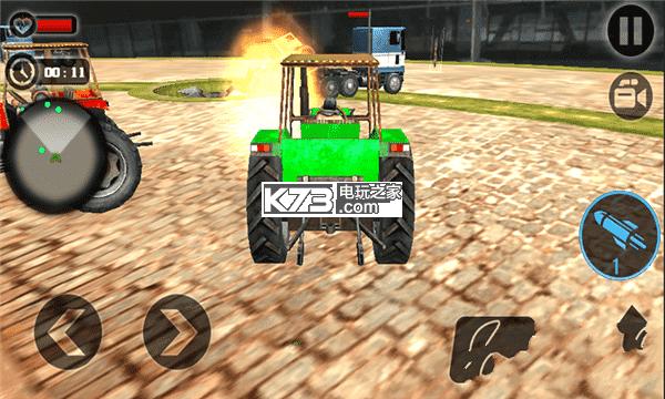 3D模拟卡车战场 v1.0 游戏下载 截图