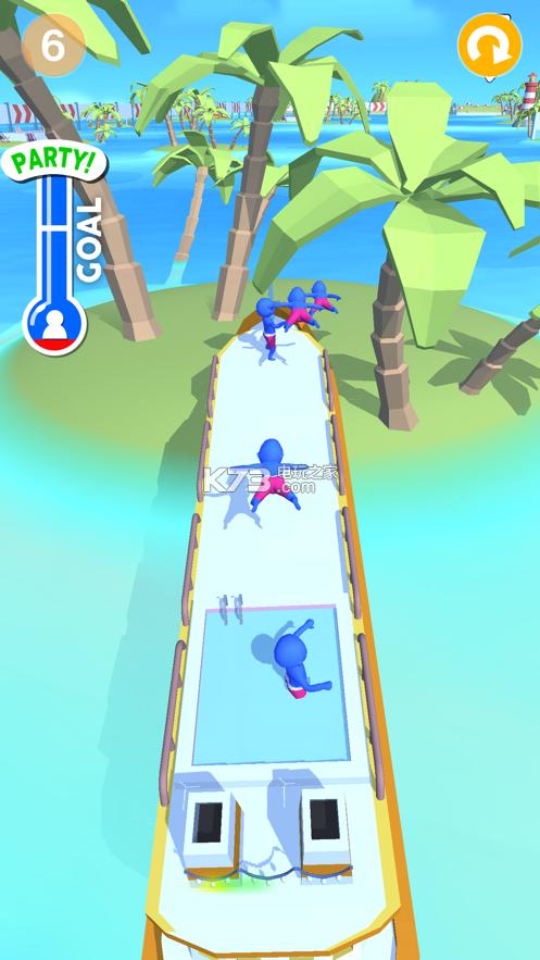 Party Boat v1.0 游戏下载 截图
