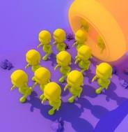 Mob Run 3D v1.0 游戏下载