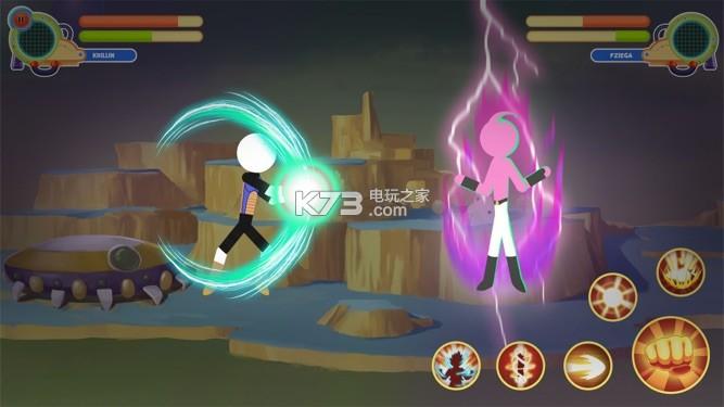 火柴人战士传奇之战 v1.0 游戏下载 截图